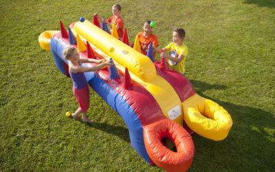Table Airball – jeu des balles volantes