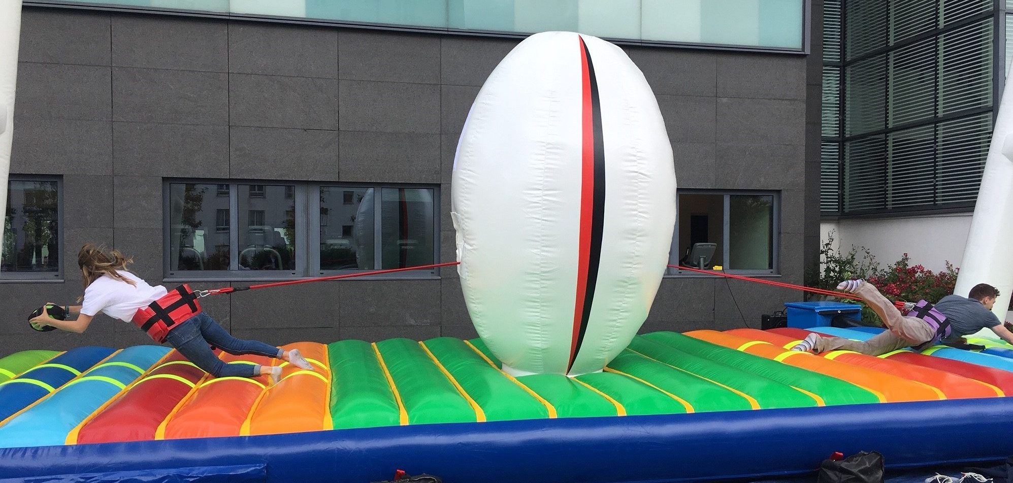 location tir élastique rugby